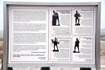 Anadolu OSB Çanakkale Şehitleri Anıtı