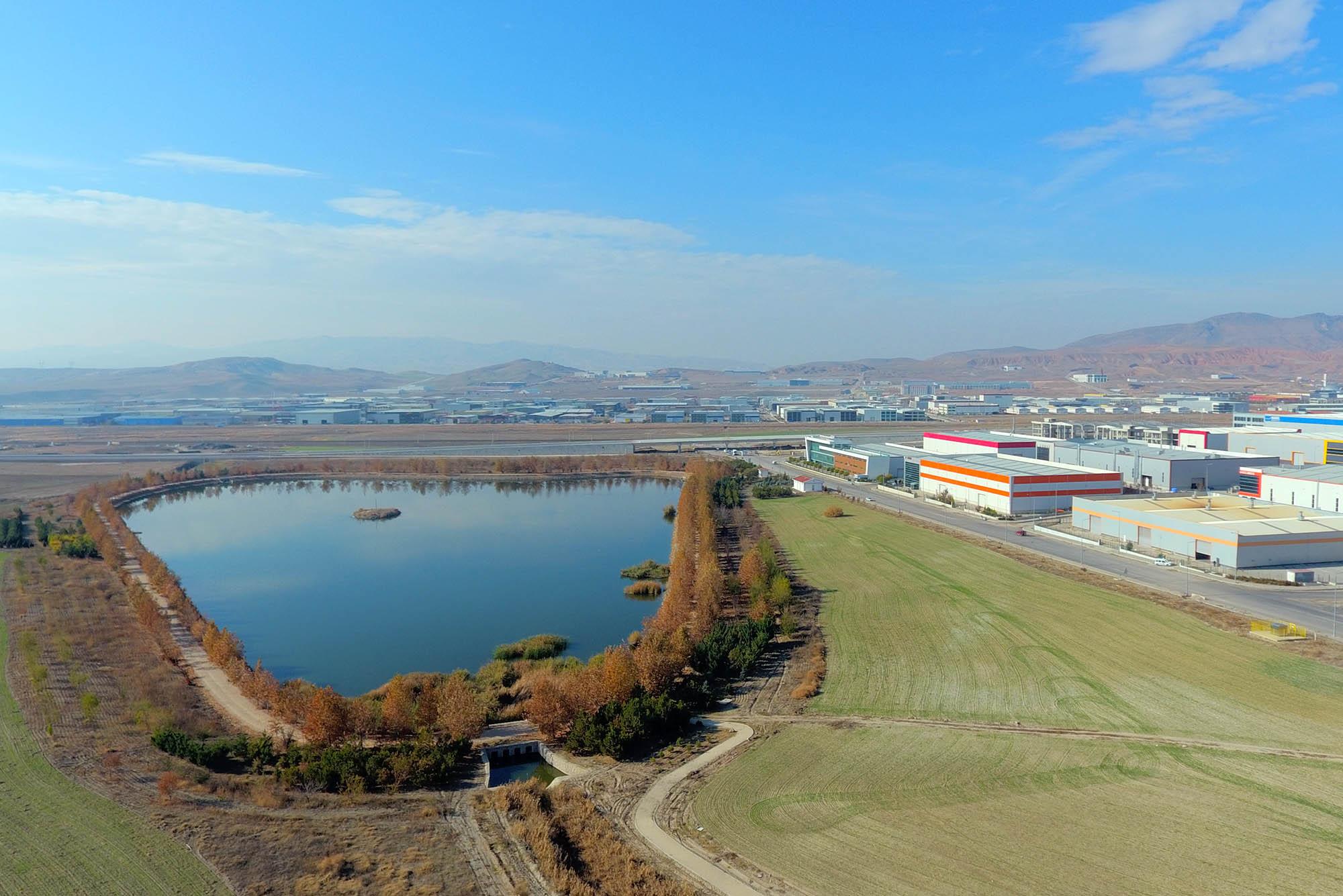 Anadolu Organize Sanayi Bölgesi Malıköy