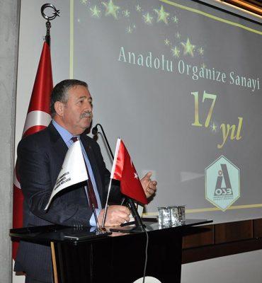 Anadolu OSB 17. Yıl Kutlaması