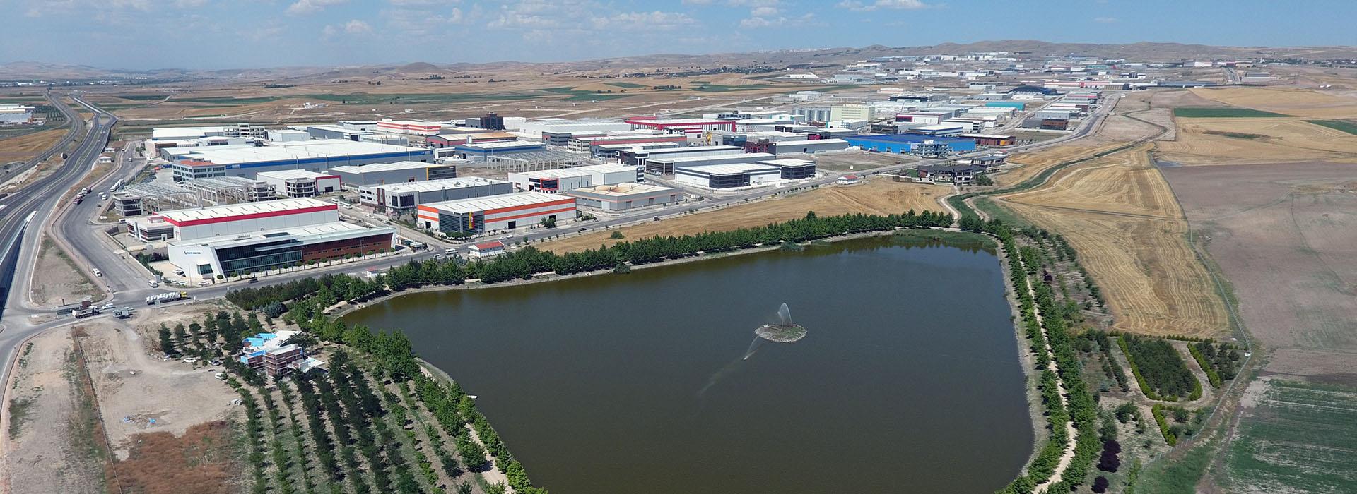 Anadolu Organize Sanayi Bölgesi 2019