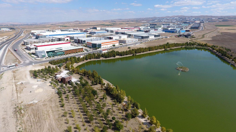 Anadolu Organize Sanayi Bölgesi Ağustos 2019