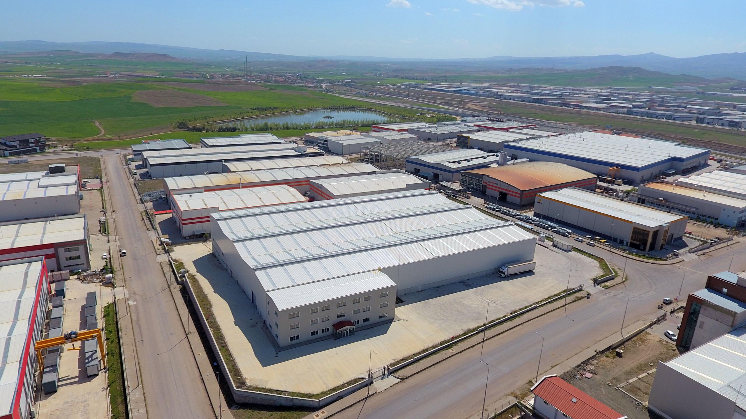 anadolu organize sanayi bölgesi mayıs 2020