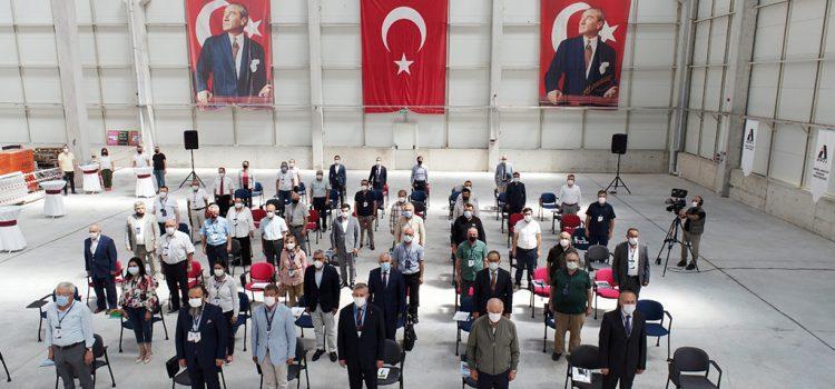 Anadolu OSB pandemiye rağmen büyümeye devam etti
